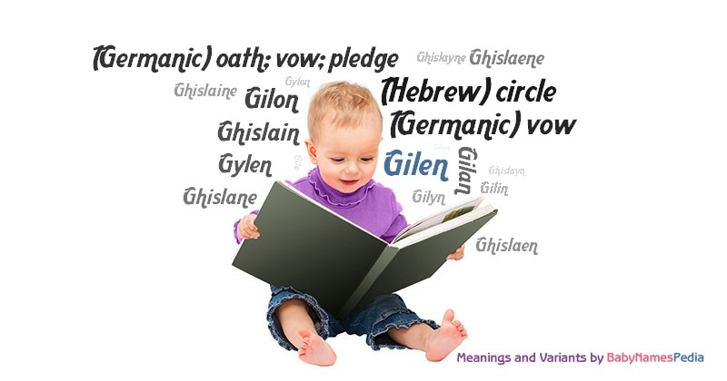 Meaning of the name Gilen