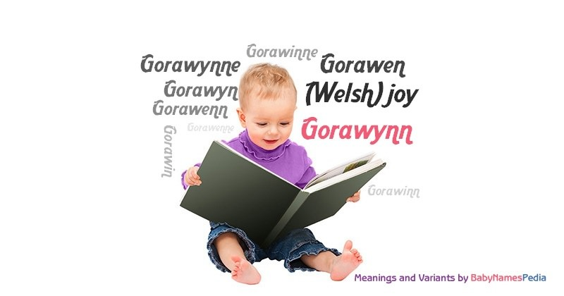 Meaning of the name Gorawynn