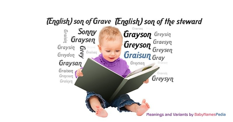 Meaning of the name Graisun