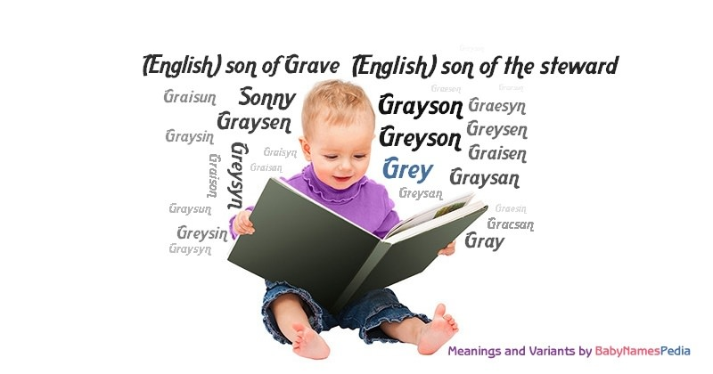 Meaning of the name Grey