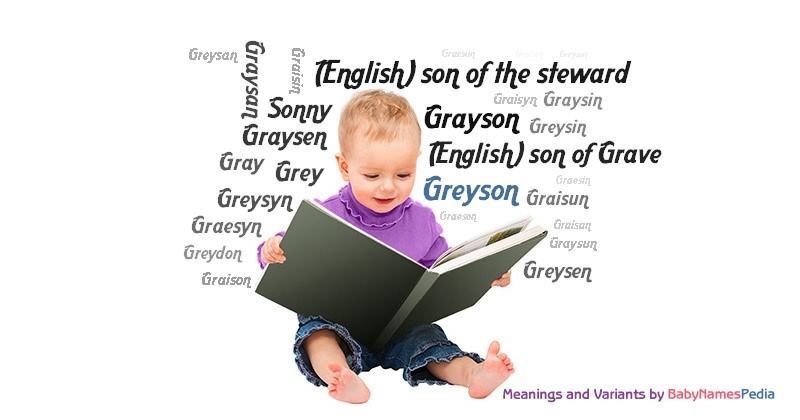 Meaning of the name Greyson