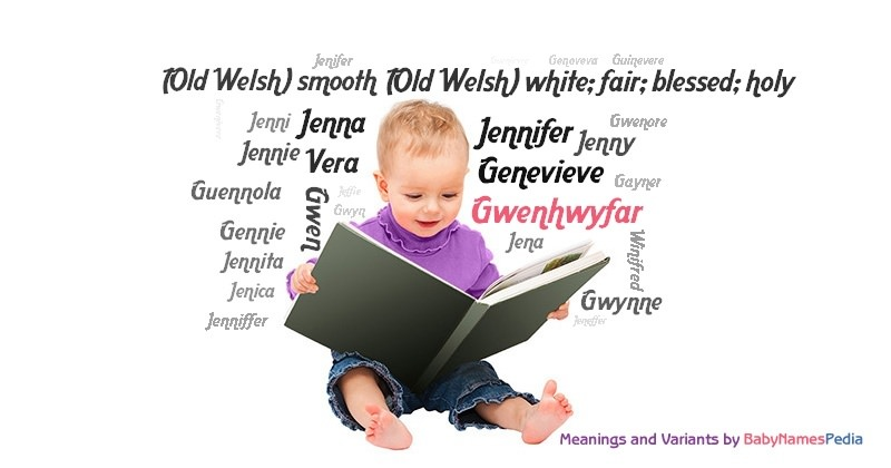 Meaning of the name Gwenhwyfar