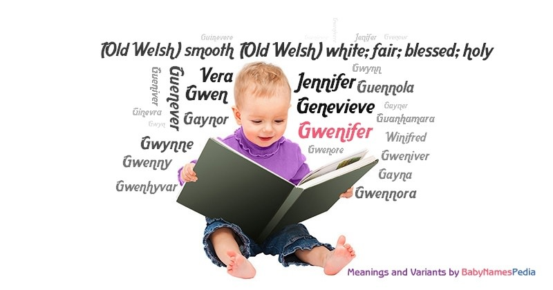 Meaning of the name Gwenifer