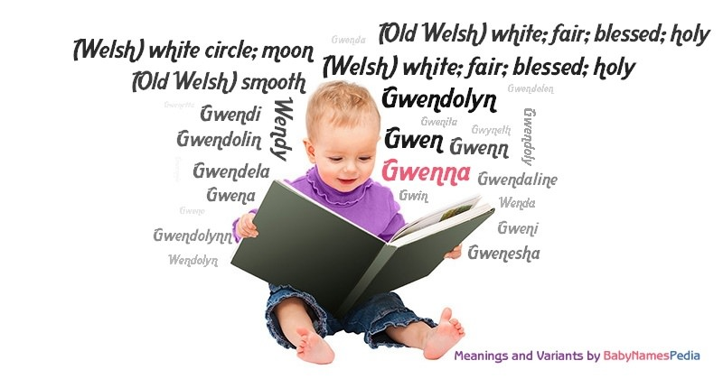 Meaning of the name Gwenna