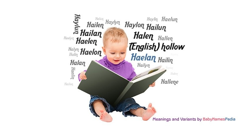Meaning of the name Haelan