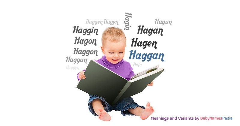 Meaning of the name Haggan