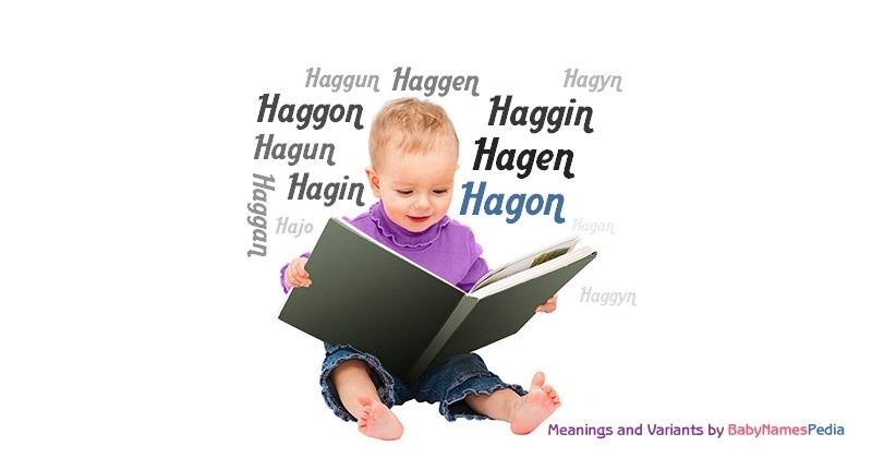Meaning of the name Hagon