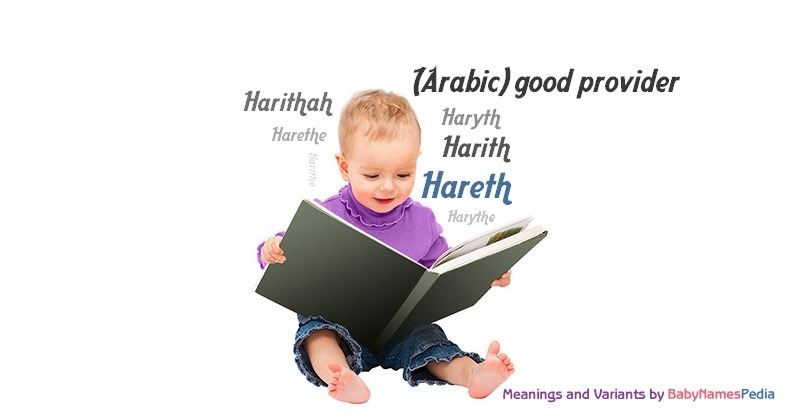 Meaning of the name Hareth