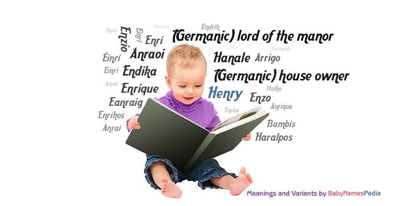 Meaning of the name Henry