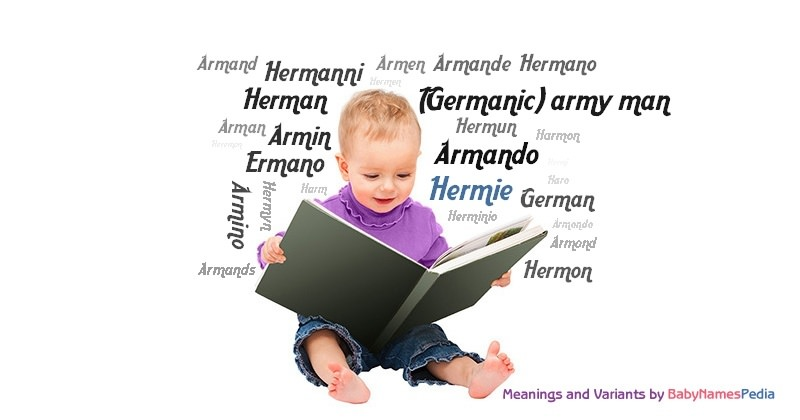 Meaning of the name Hermie