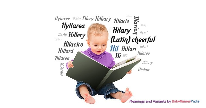 Meaning of the name Hil