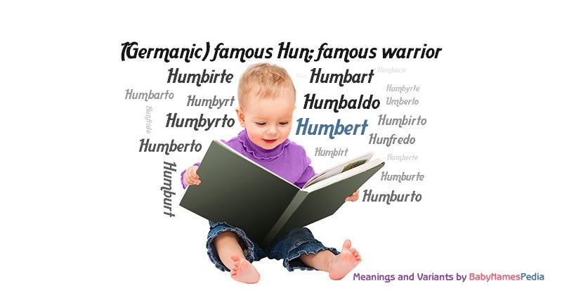 Meaning of the name Humbert
