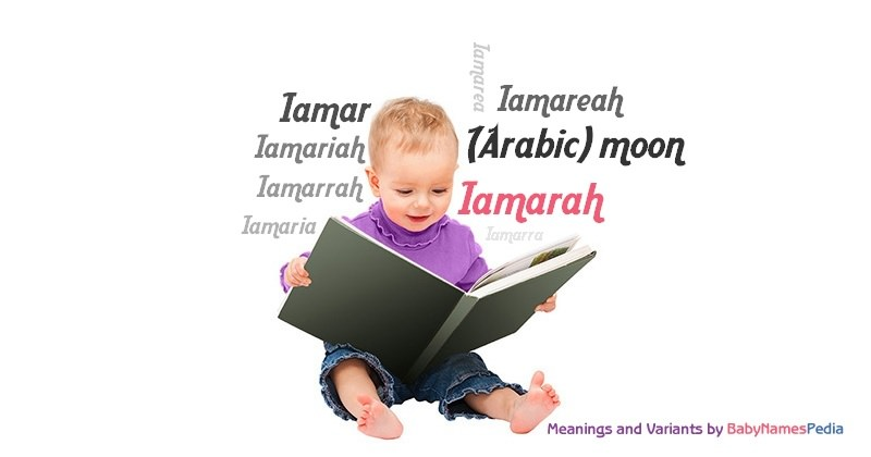 Meaning of the name Iamarah