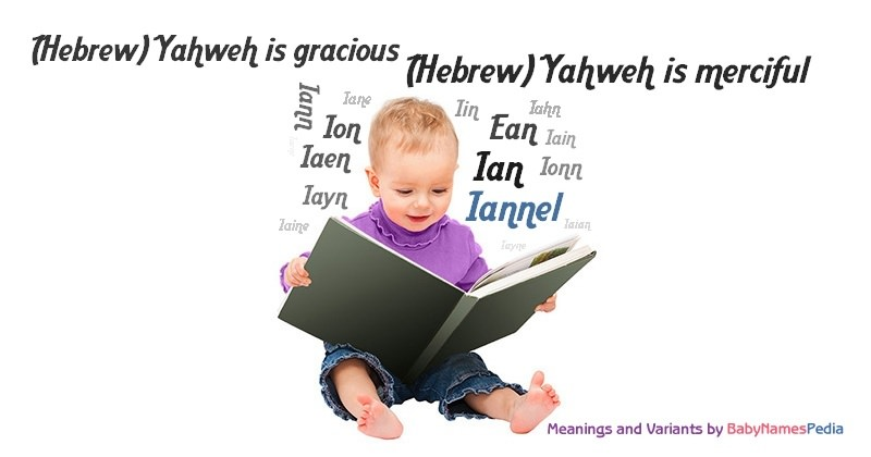 Meaning of the name Iannel