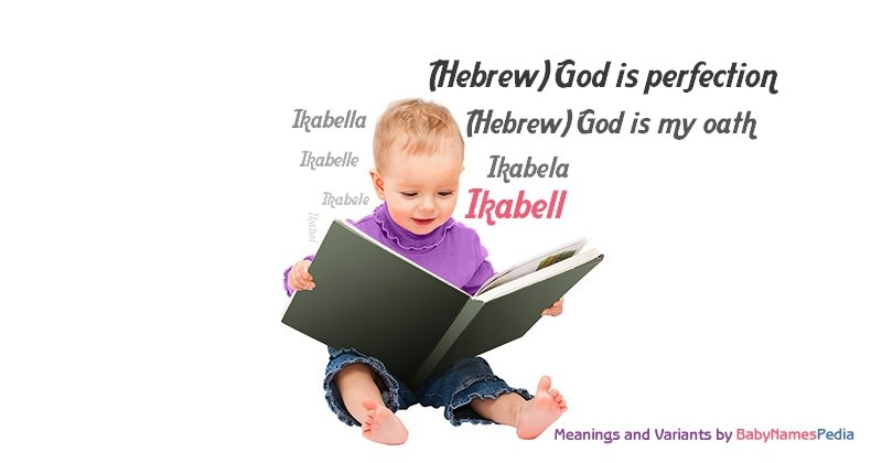 Meaning of the name Ikabell