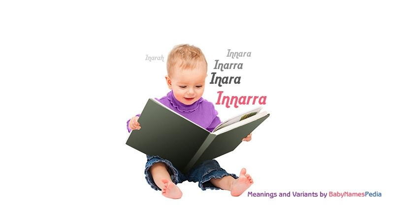 Meaning of the name Innarra