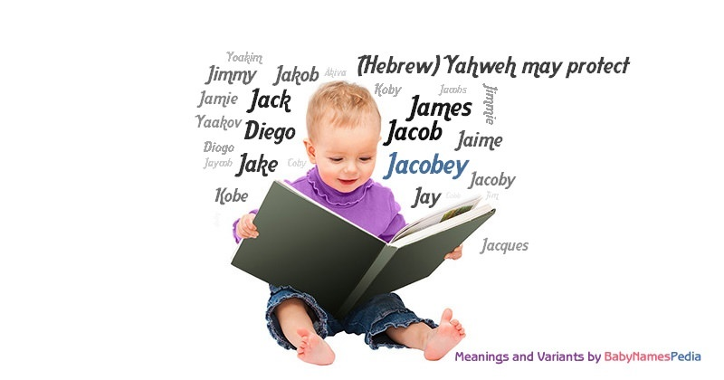 Meaning of the name Jacobey