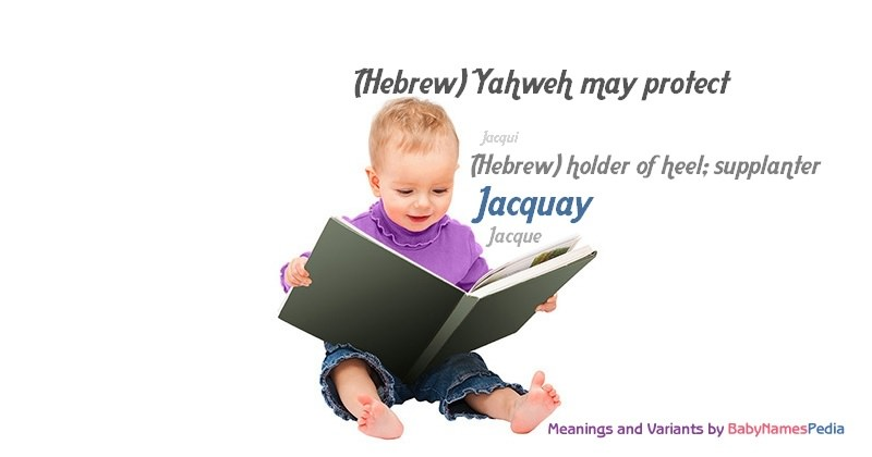Meaning of the name Jacquay