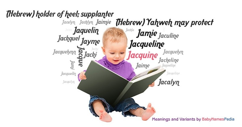 Meaning of the name Jacquine