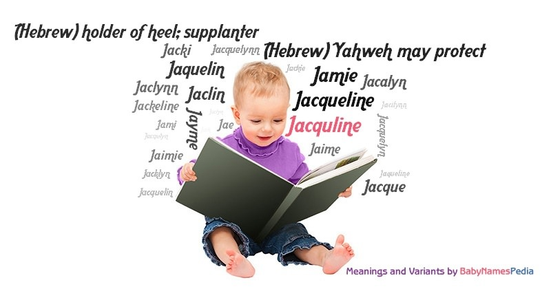Meaning of the name Jacquline