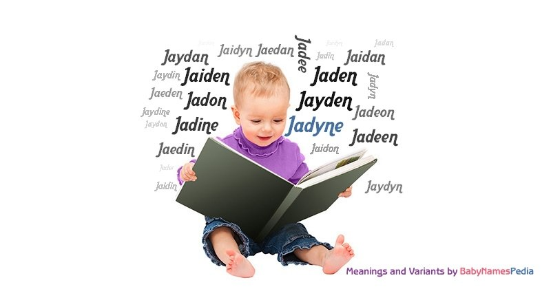 Meaning of the name Jadyne