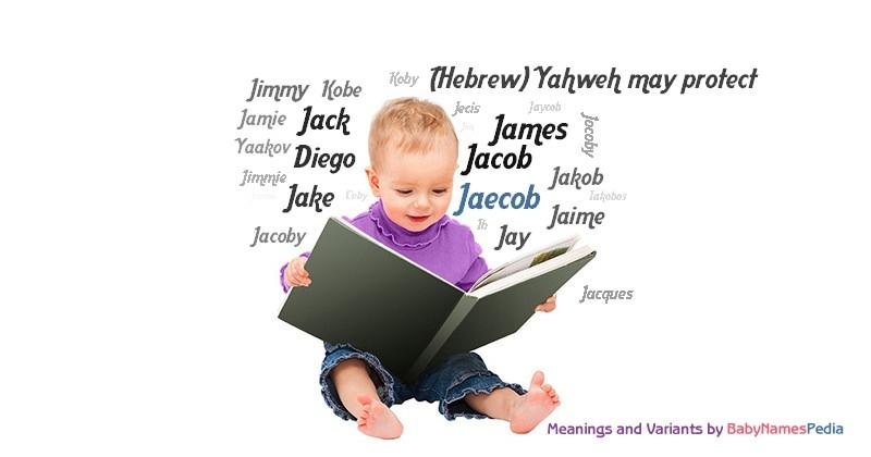 Meaning of the name Jaecob