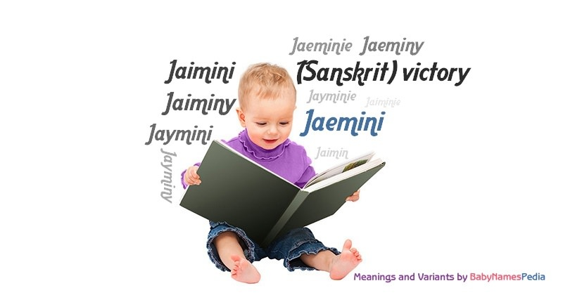 Meaning of the name Jaemini