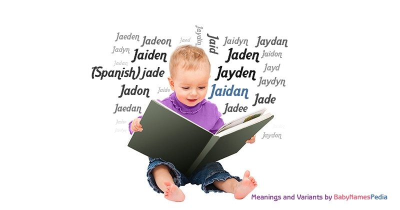 Meaning of the name Jaidan