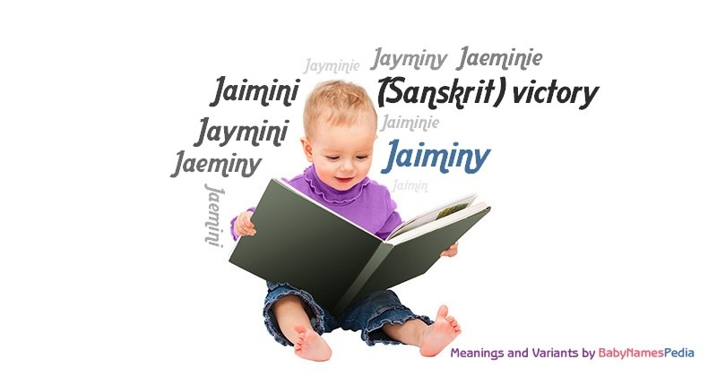 Meaning of the name Jaiminy