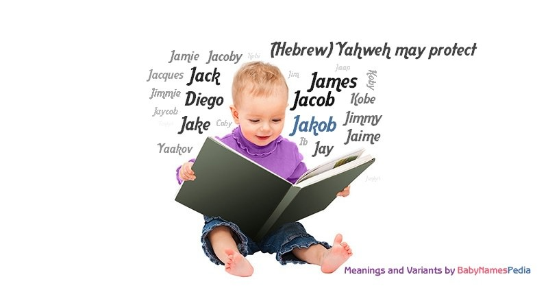 Meaning of the name Jakob