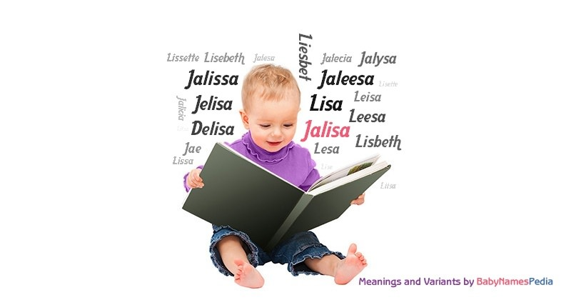 Meaning of the name Jalisa