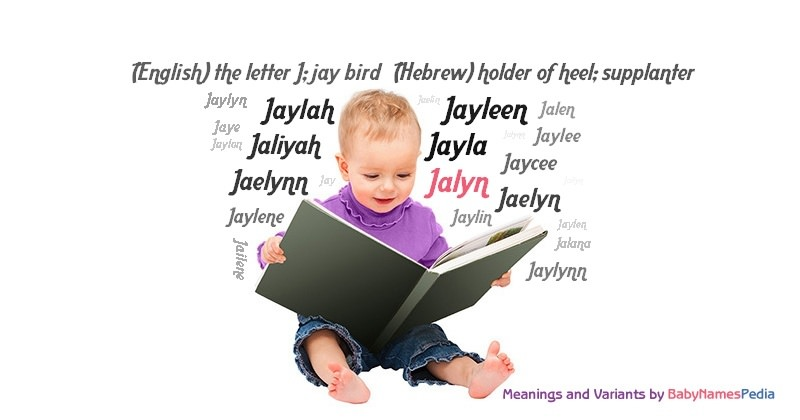 Meaning of the name Jalyn