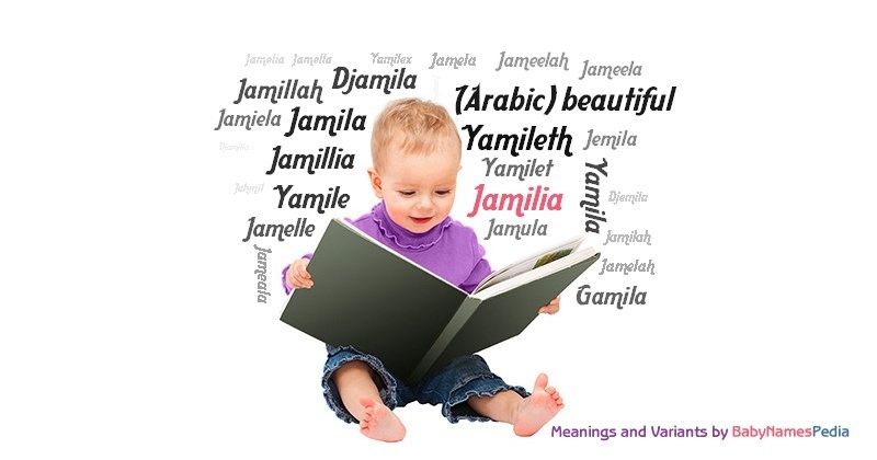 Meaning of the name Jamilia