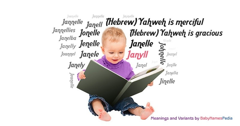 Meaning of the name Janyll
