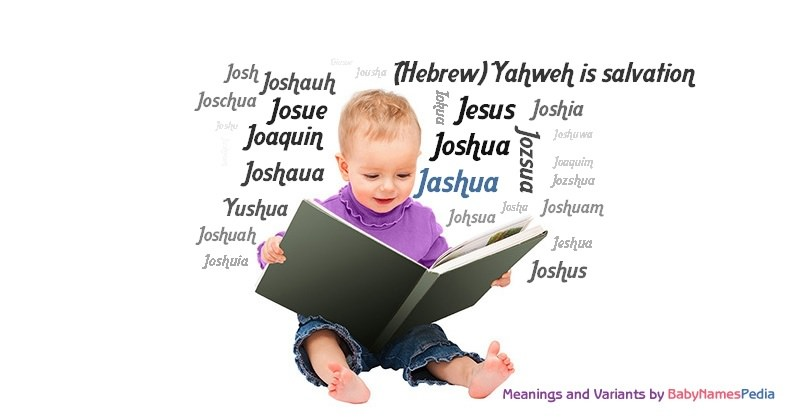 Meaning of the name Jashua