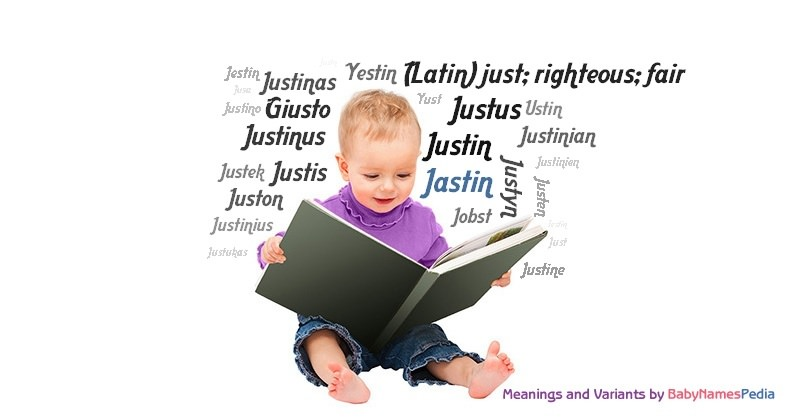 Meaning of the name Jastin