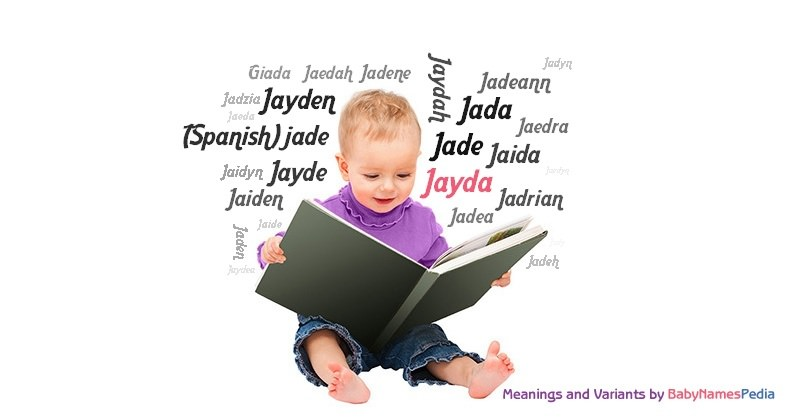 Meaning of the name Jayda