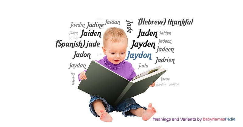Meaning of the name Jaydon