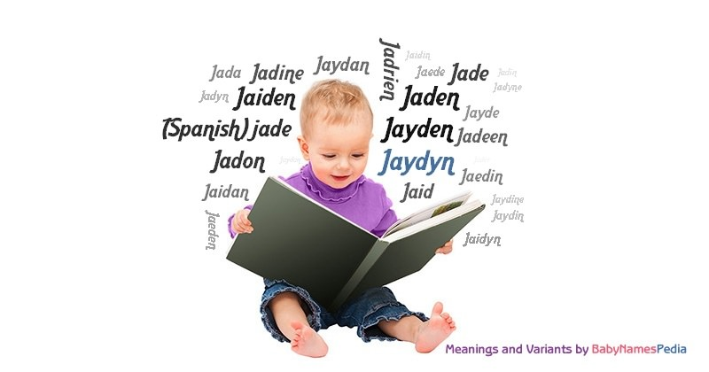 Meaning of the name Jaydyn