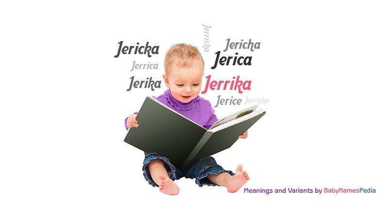 Meaning of the name Jerrika
