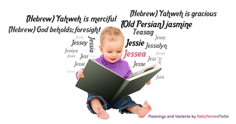 Meaning of the name Jessea