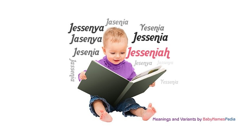 Meaning of the name Jesseniah