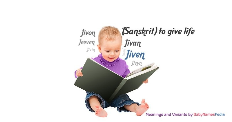 Meaning of the name Jiven