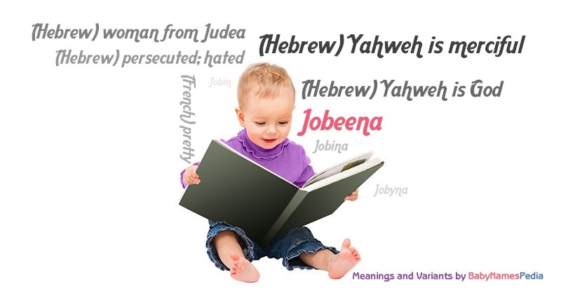 Meaning of the name Jobeena
