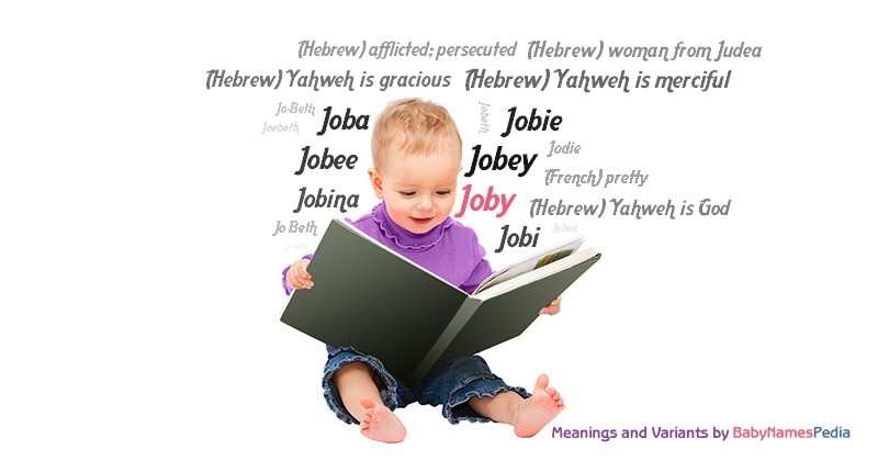 Meaning of the name Joby