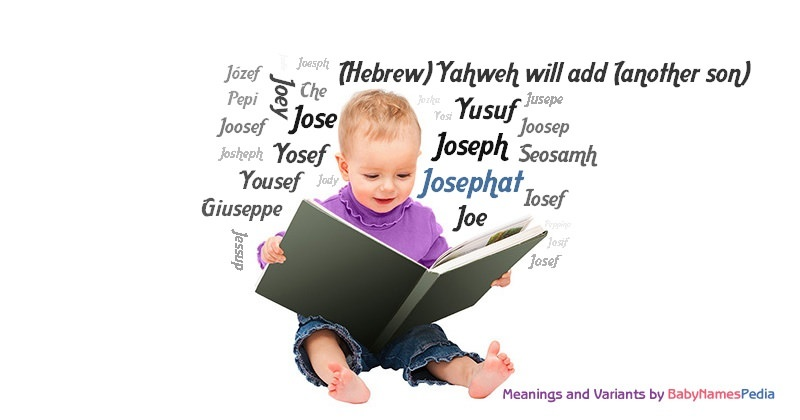 Meaning of the name Josephat
