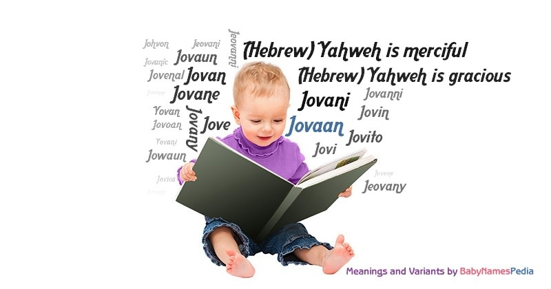 Meaning of the name Jovaan