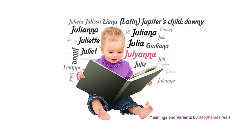 Meaning of the name Julyanna