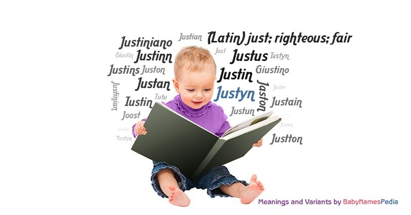 Meaning of the name Justyn
