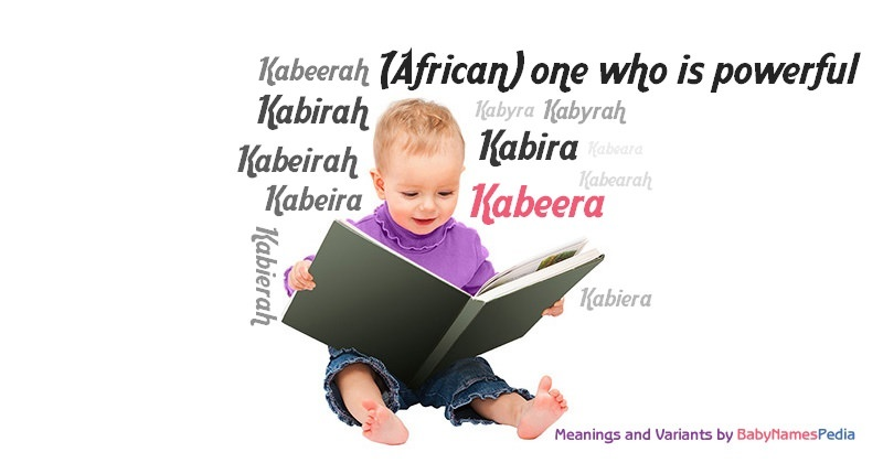 Meaning of the name Kabeera